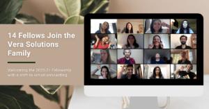 Vera Solutions Fellowship 2020-21