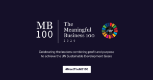 Meaningful Business 100 Winners
