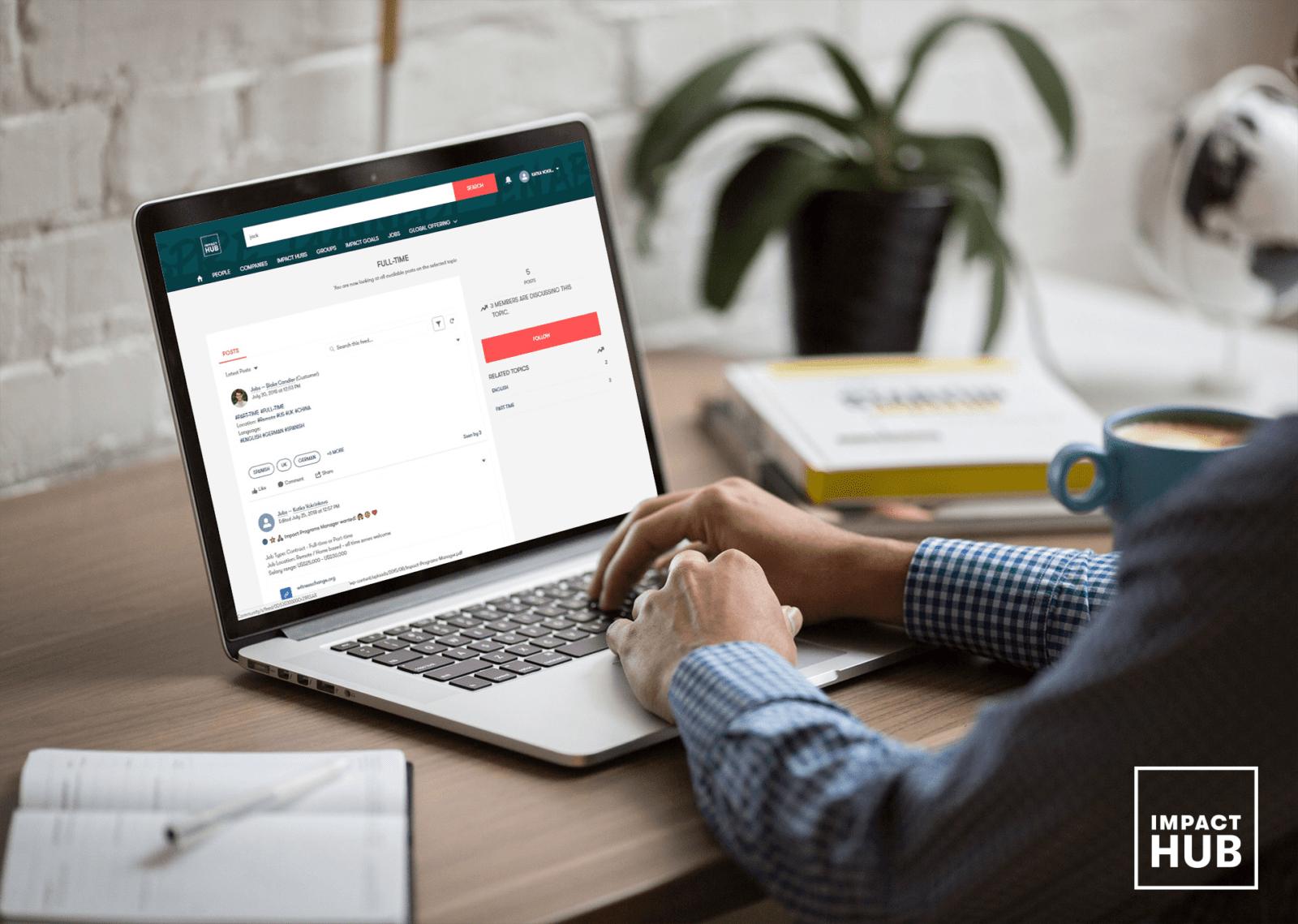 Impact Hub Salesforce Community | Vera Solutions