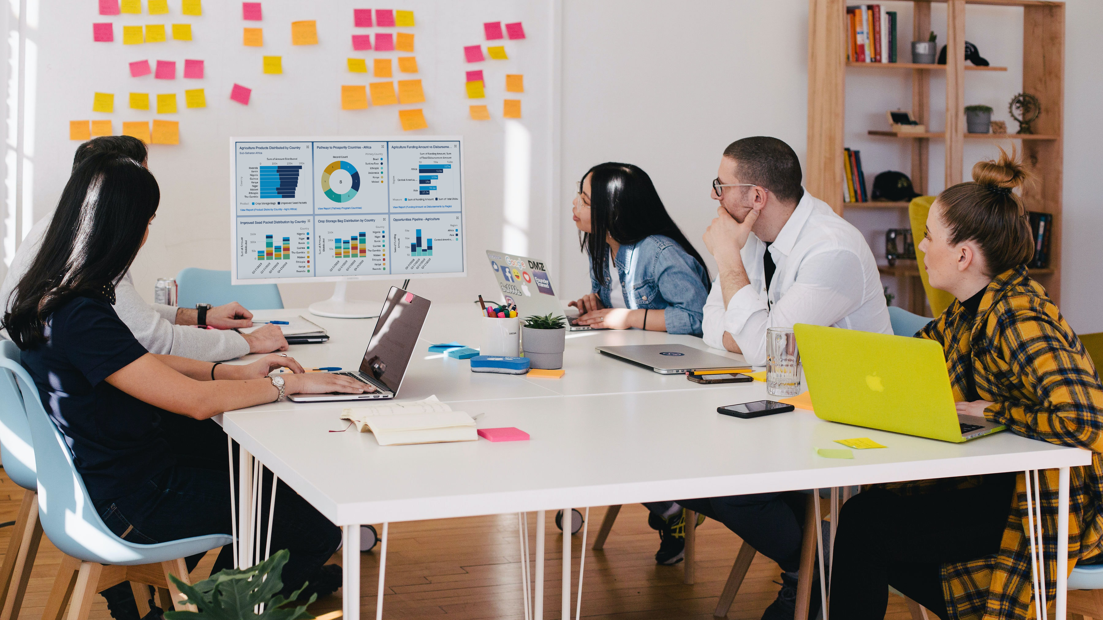7 reasons why Salesforce should be at the center of your nonprofit digital strategy