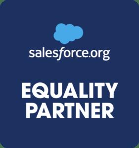 SFDO Equality Partner Badge 2021 - Vertical