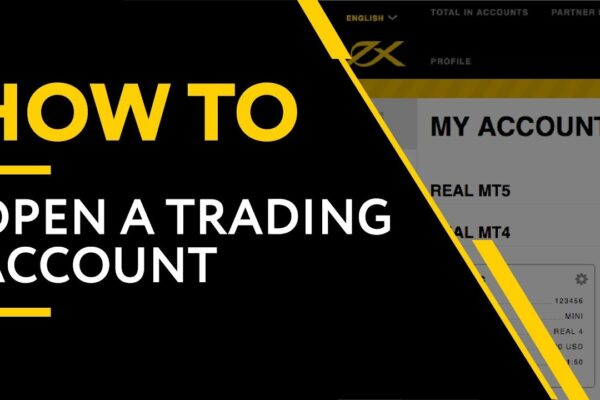 How to Open A Forex Trading Account