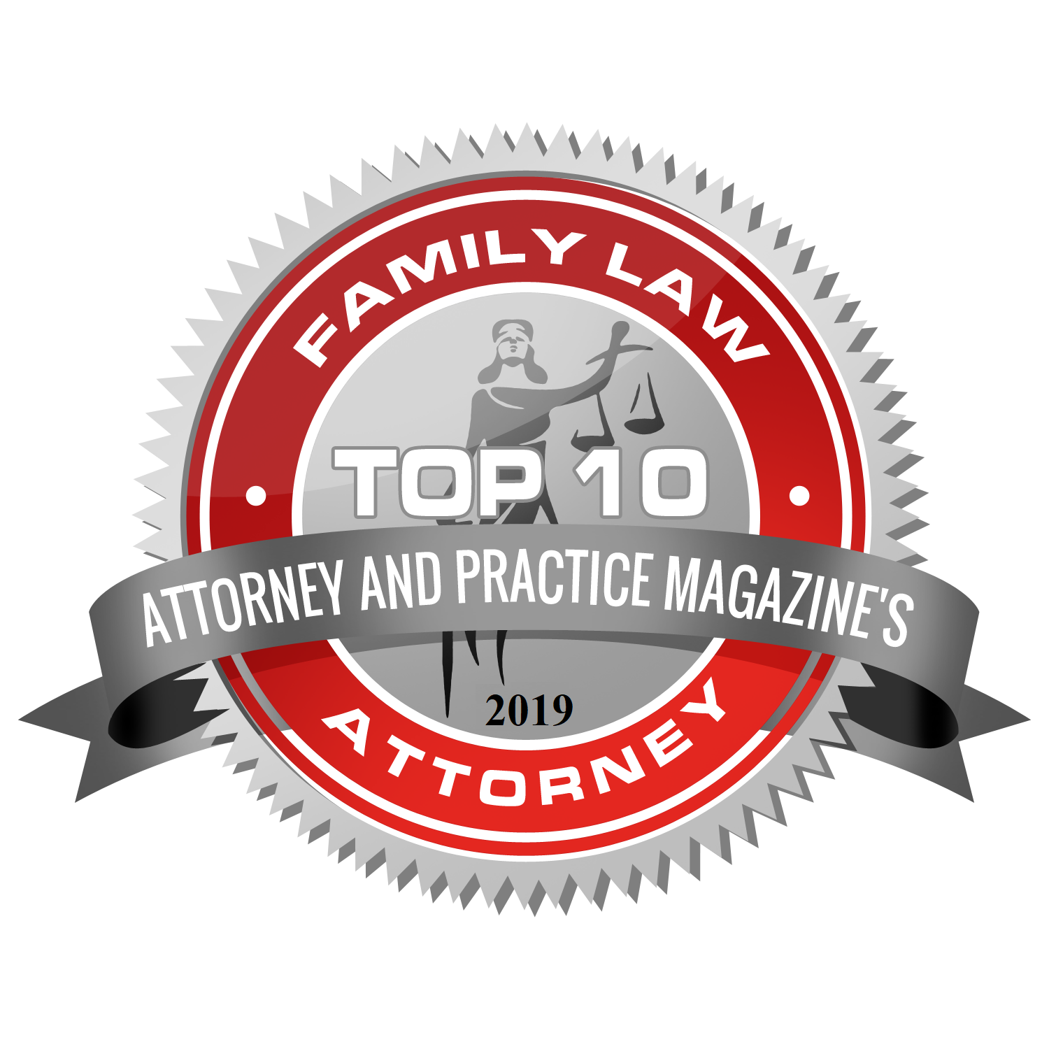 2019 Attorney_and_Practice_Magazine_Family_Law_Badge