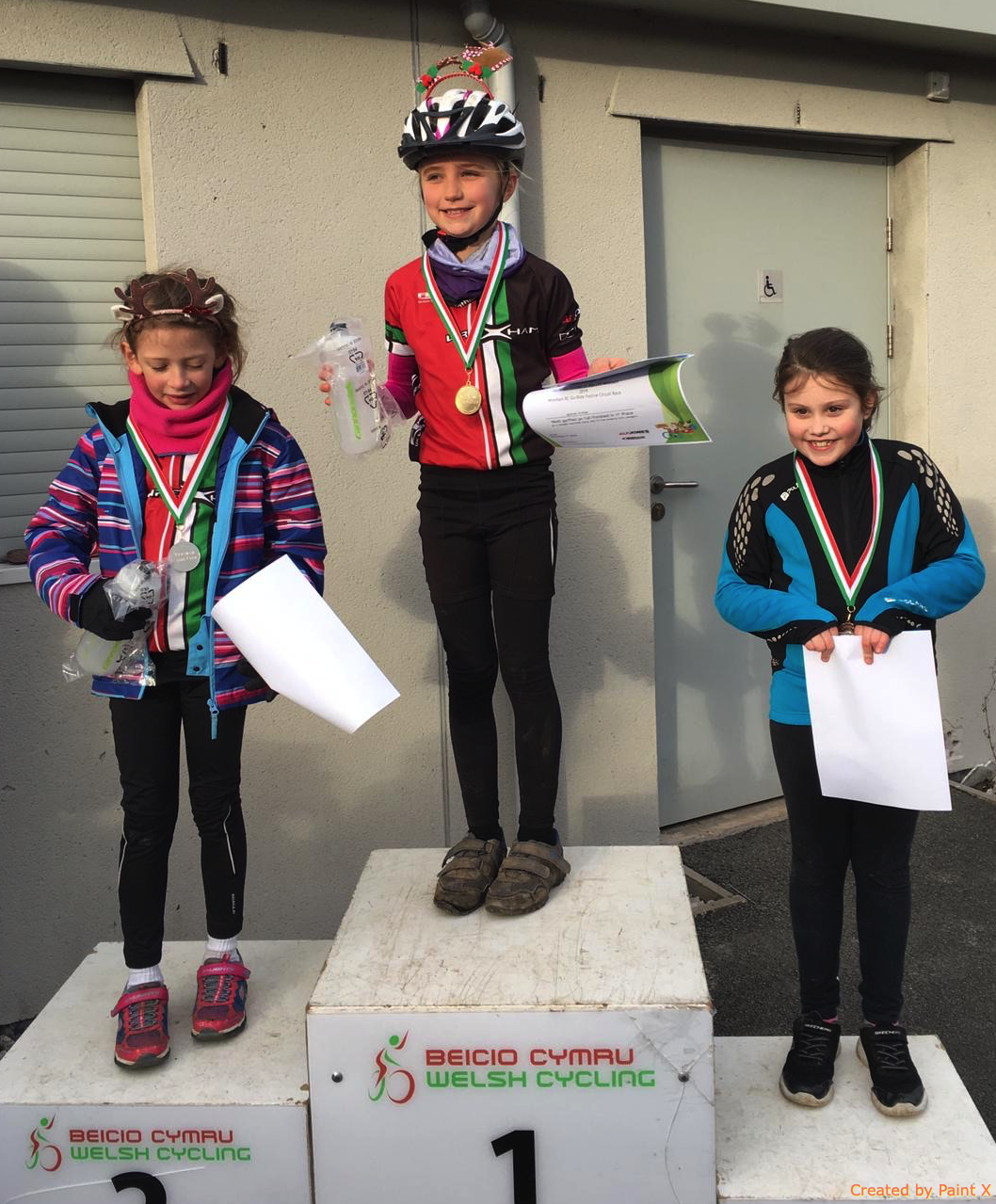 Podium - Go-Ride
