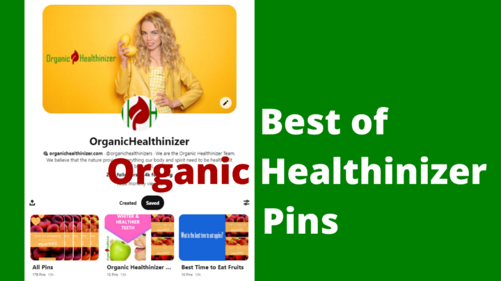 Best of Organic Healthinizer Pins