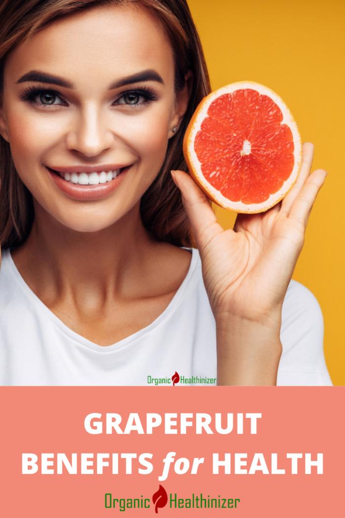 Grapefruit Benefits for Health