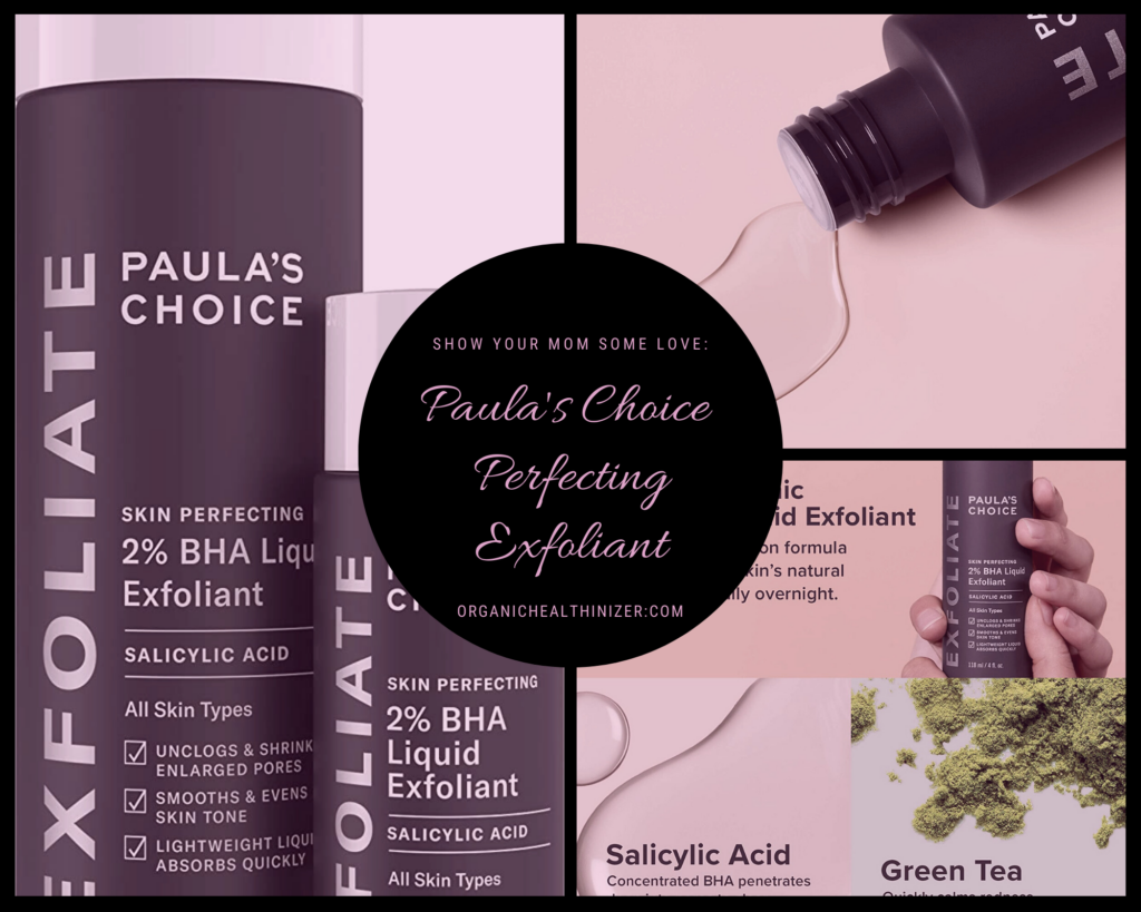 Paula's Choice Perfecting Exfoliant. Insanely cool christmas gift your mom will love