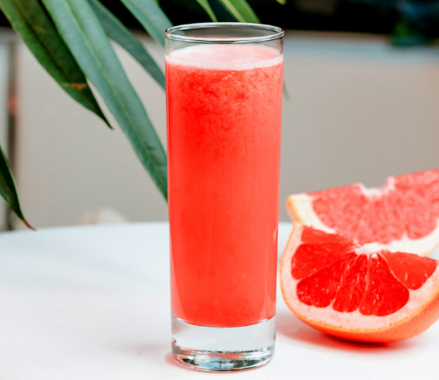 Pink Grapefruit Juice Benefits for Health
