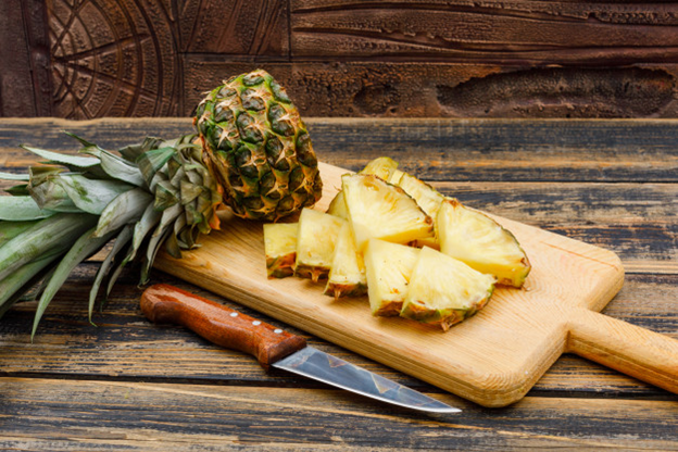 Health Benefits of Pineapple - It is Nutritious