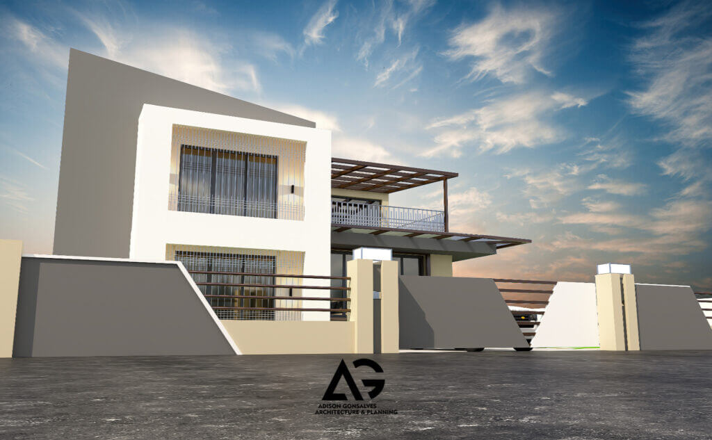 Pereira Bunglow - A renovation Project