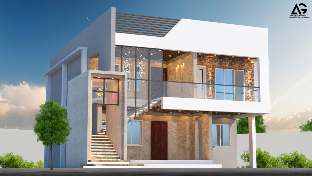 Andrandes Bunglow - A renovation Project