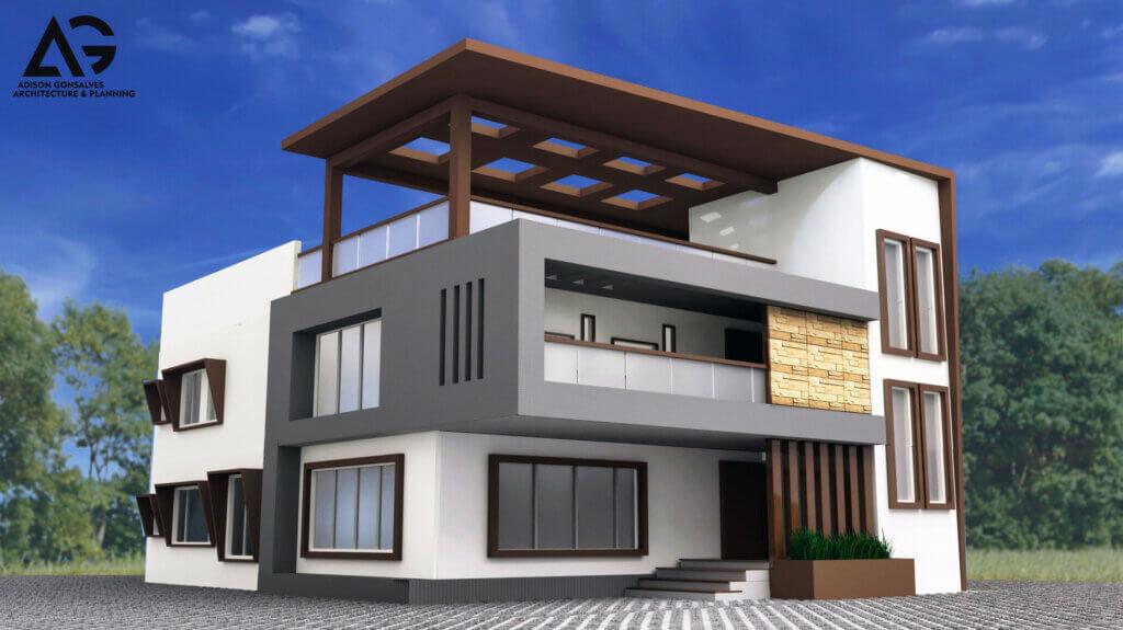 Floral Villa - A renovation Project