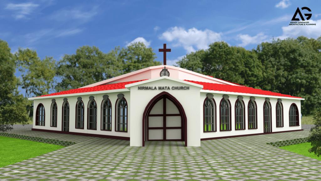 Nirmala Mata Church - A renovation Project