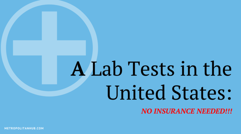Lab Tests in the United States_