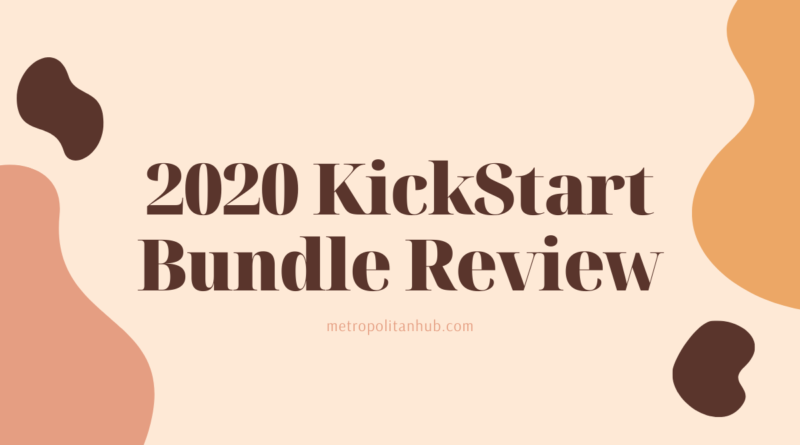 2020 KickStart Bundle Review