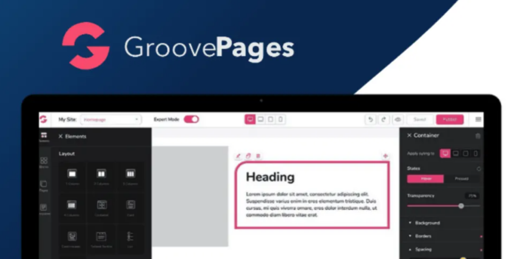 GroovePage Review
