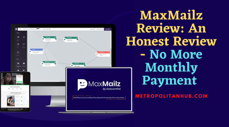 MaxMailz Review - An Honest Review - No More Monthly Payment