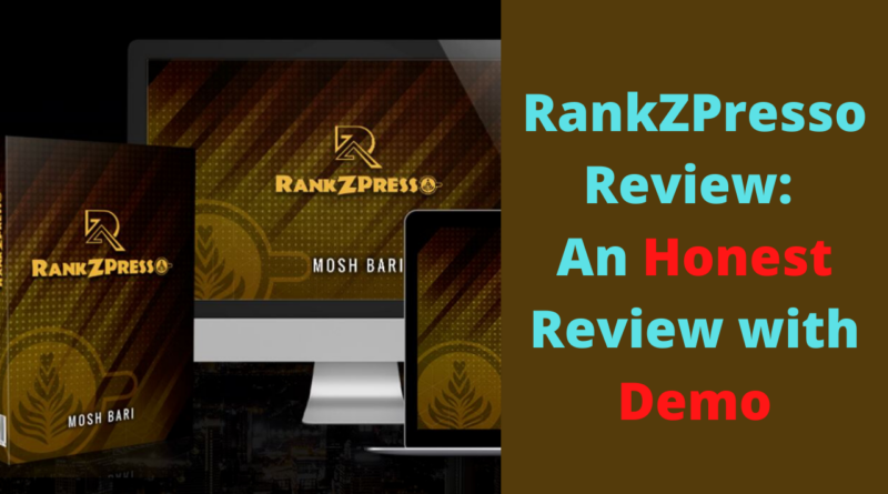 RankZPresso Review An Honest Review with Demo