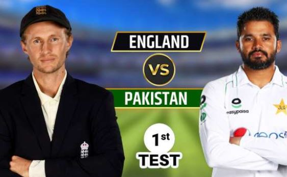 Pakistan VS England