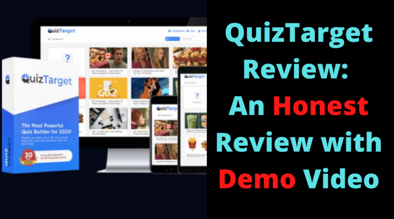 QuizTarget Review - An Honest Review with Demo Video