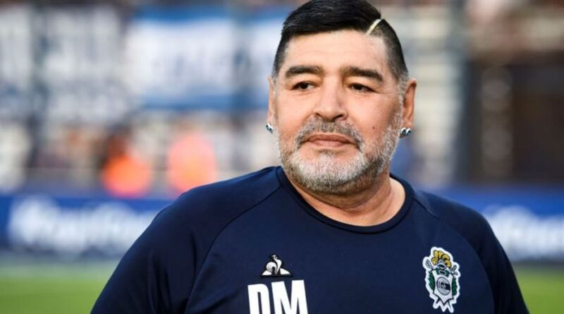 Diego Maradona dies at 60