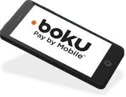 Pay by Mobile Boku