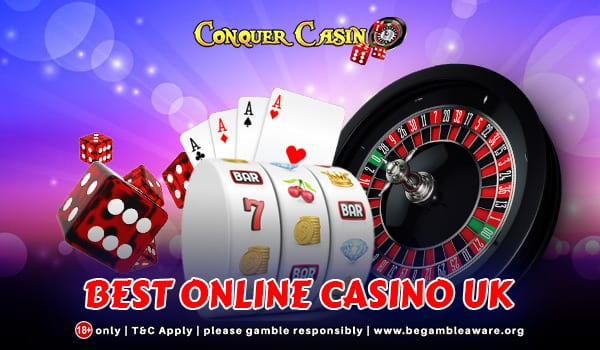 Visit the Best Online Mobile Casino UK - Conquer Casino