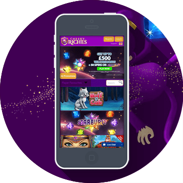 Get a Cheeky Win Now at Cheeky Riches Mobile Casino