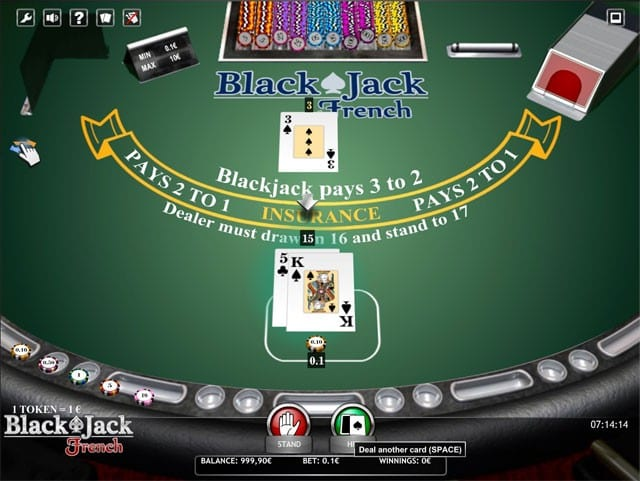 Play Blackjack Online Games Today at Slot Fruity Casino