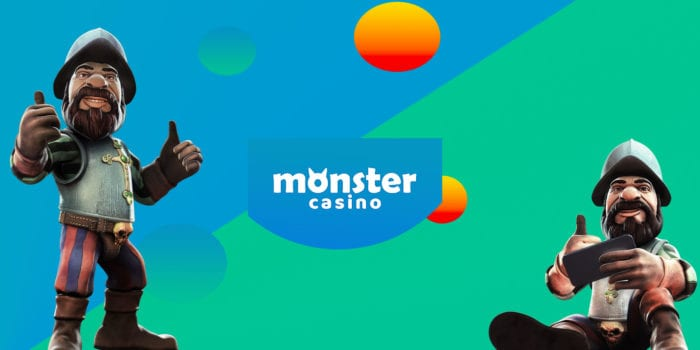 Get up to £500 Welcome Bonus Now with Monster Casino
