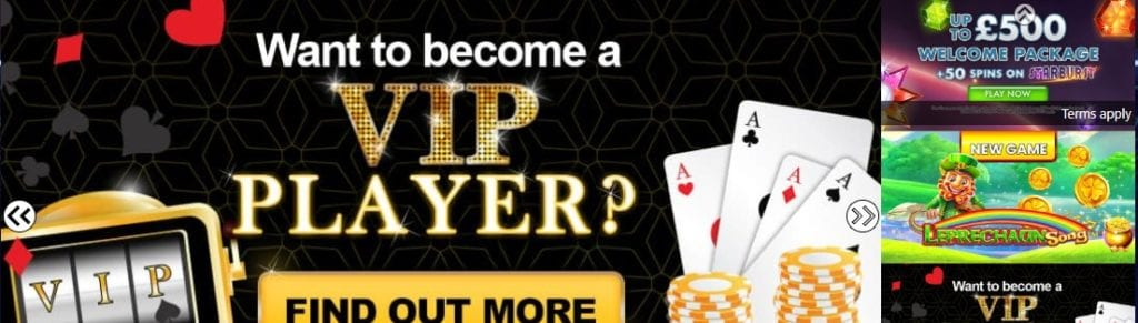 VIP Casino Games and Live Play at Slot Fruity Casino