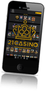 Play Anywhere With Cutting-Edge Casino Tech - 21 Casino