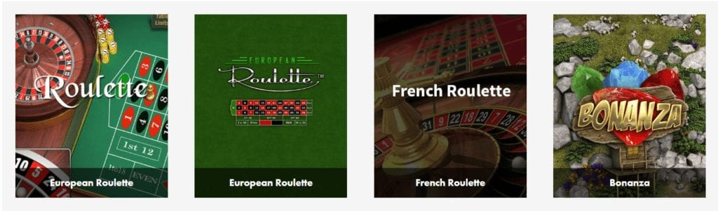 Play Live Roulette Games