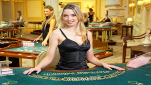 Live Dealer Action 24/7 at Fun Casino