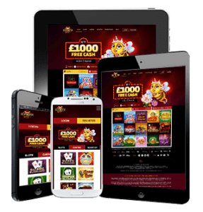 Play Casino Games on Any Mobile or Tablet Device