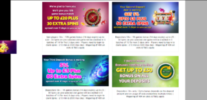 Fantastic New Promotions Every Week!