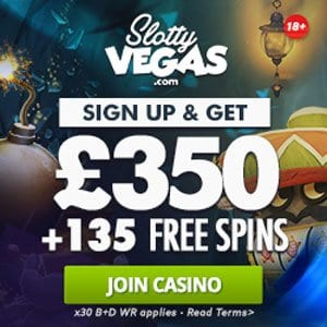 Welcome Bonuses Offered By Slotty Vegas are Very Generous