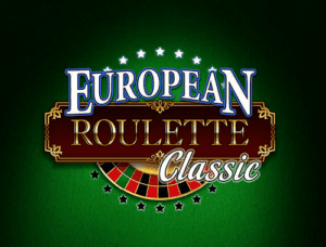 Play Classic European Roulette Here