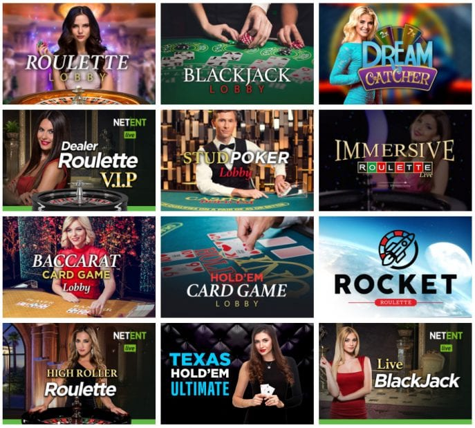 Huge Choice of Games & Slots At Vegas Hero Casino