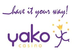 Yako Casino - Have It Your Way