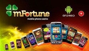 Easy to Use mFortune Mobile Interface