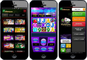 Mobile Gaming is Easy with mFortune Casino