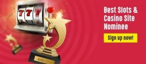 Best Slots and Casino Site Nominee