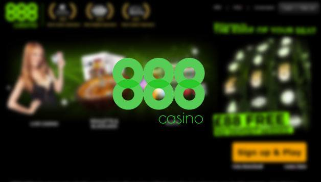 888 Casino is Well Established and Trusted, Play Slots Here