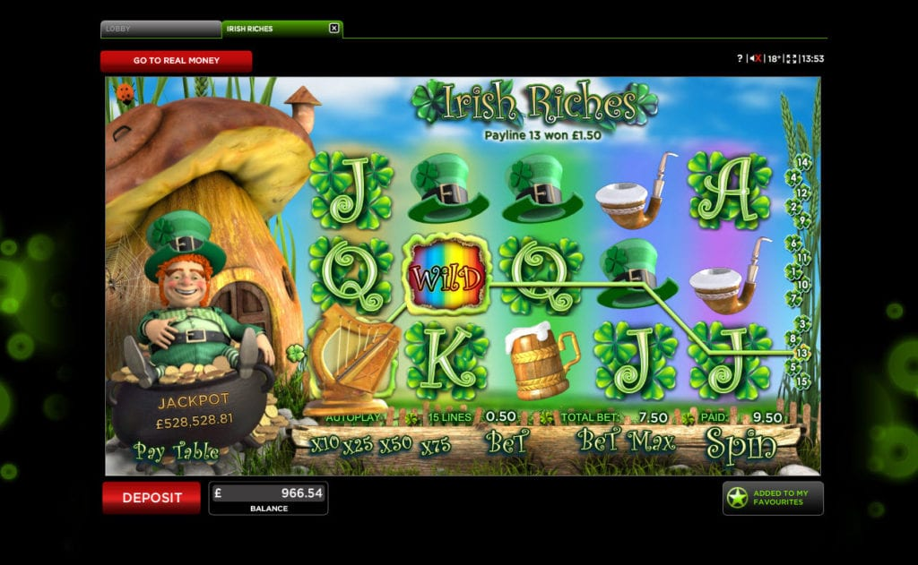 A Wide Selection of Slots Ready to Place Bets on Now!