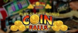 Claim Your Welcome Bonus at Coin Falls Casino
