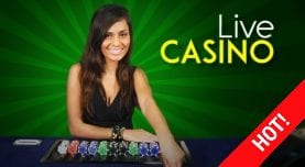 Hot Promotions on Live Casino Gameplay with Real Life Dealers