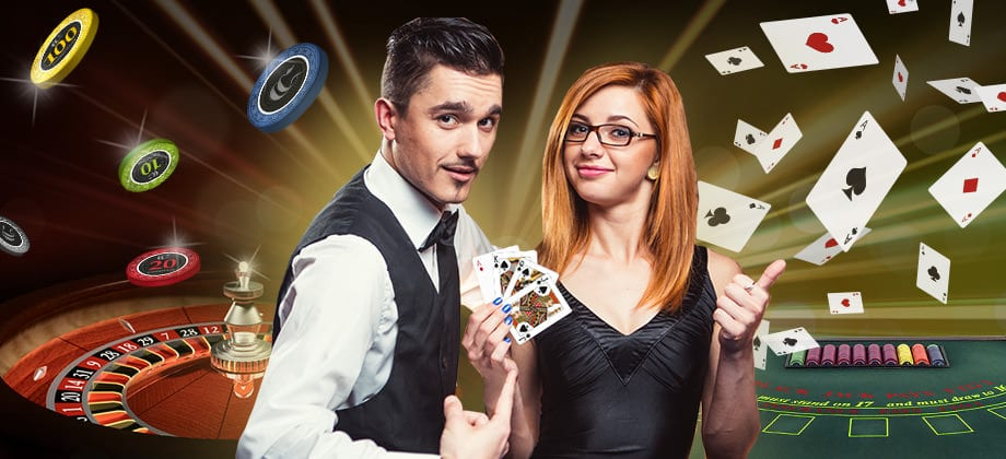 BJ and Roulette with Live Dealers, Some of the Best Online Live Casino UK