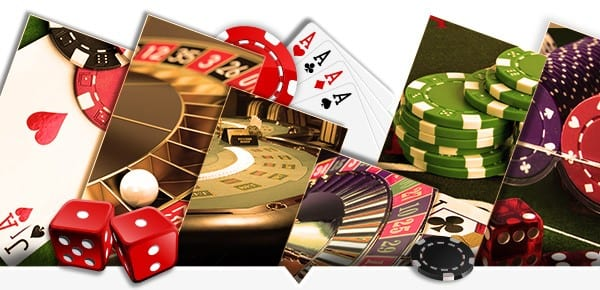 Massive Variety of Games to Play with Great Bonuses Offered by Mail Casino