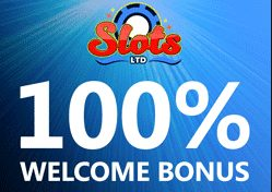 Fantastic Welcome Bonus at Slots Ltd Casino